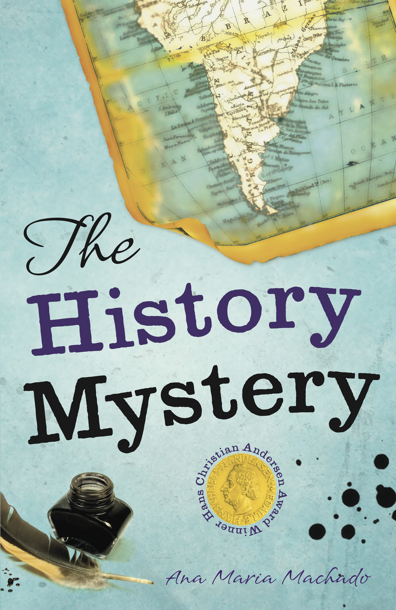 The History Mystery - Little Island