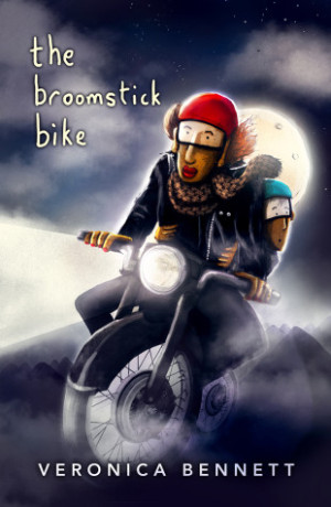 The Broomstick Bike