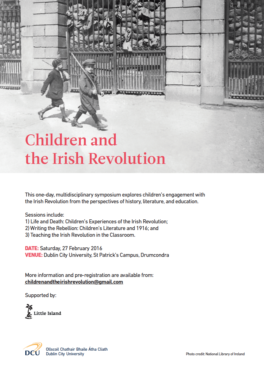 Children and the Irish Revolution