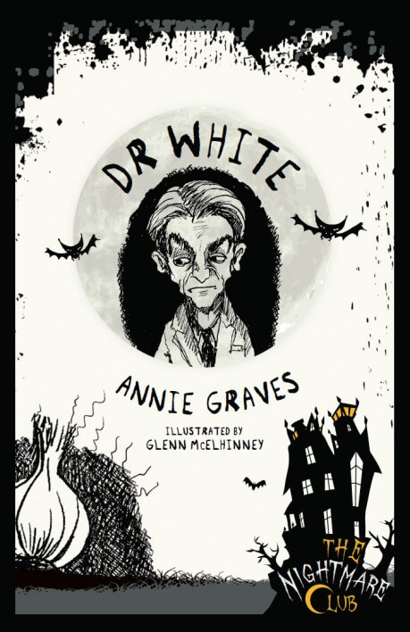 Dr White Cover