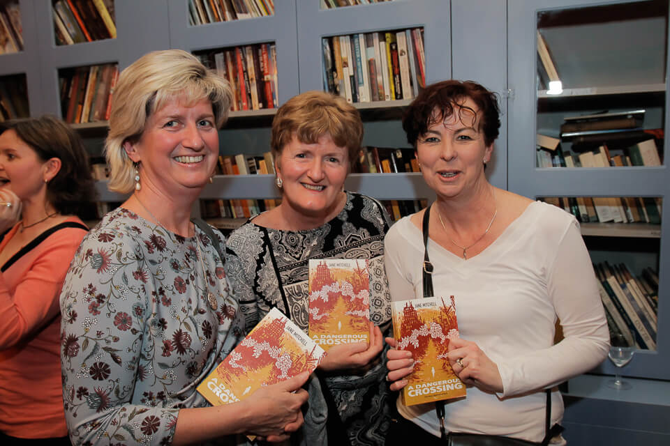 A Dangerous Crossing Book Launch on 15 March 2016 by Yan Bourke-49