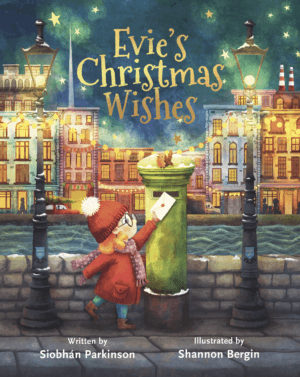 Evie's Christmas Wishes Cover