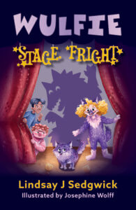 Wulfie: Stage Fright cover