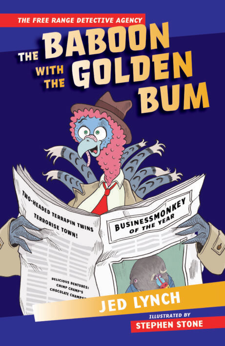 The Baboon with the Golden Bum