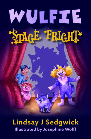 Wulfie Stage Fright