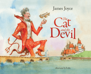 The Cat and The Devil by James Joyce Book Cover