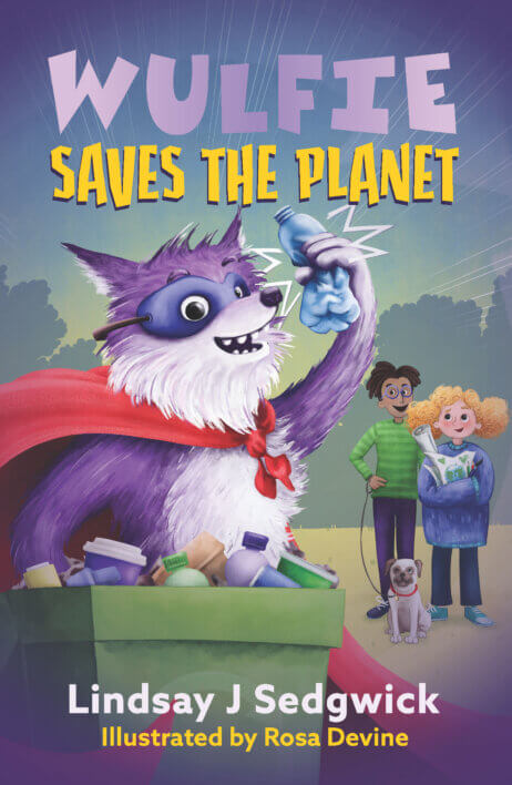 Wulfie Saves the Planet